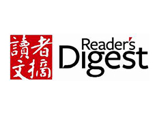Rewarded the Platinum Award from the 16 th Reader's Digest Magazine.
