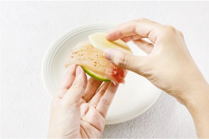 蘋果檸檬烤鯛魚,氣炸鍋料理,減醣料理,減醣食譜