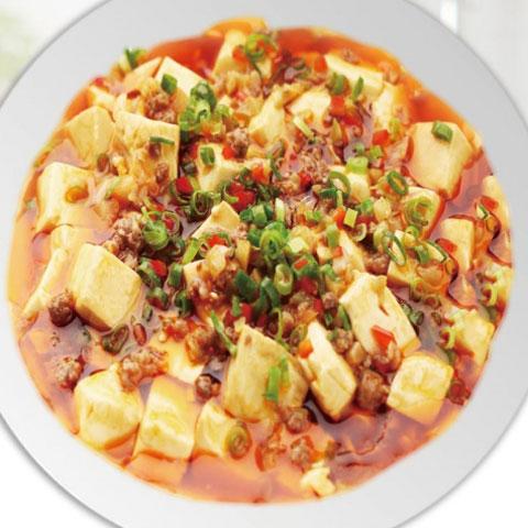 麻婆豆腐食譜